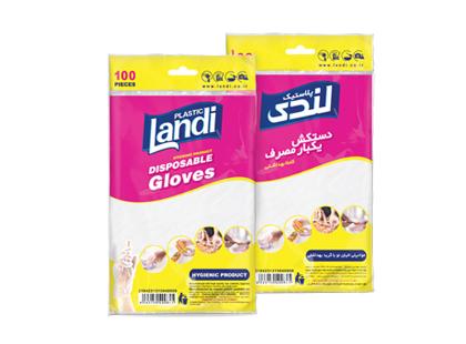 دستکش یکبار مصرف شیت